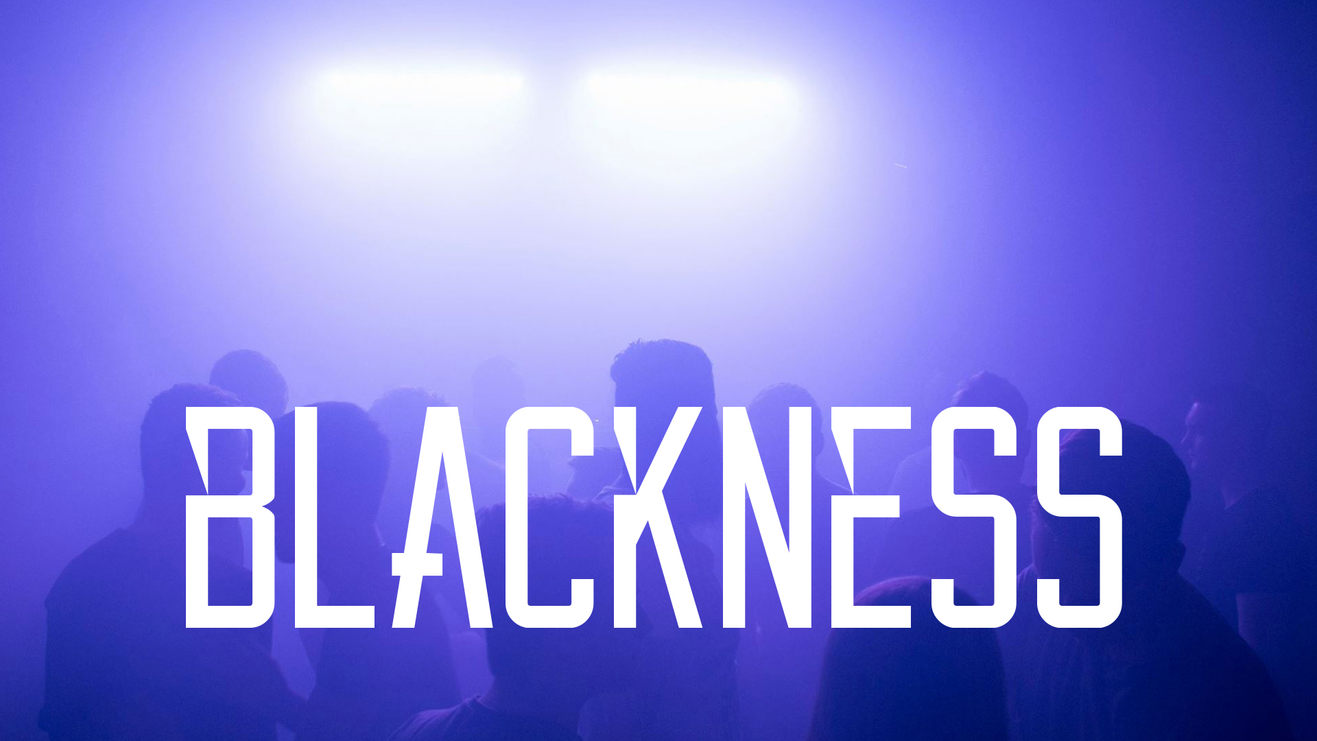 Blackness part 3 -  hardstyle feest